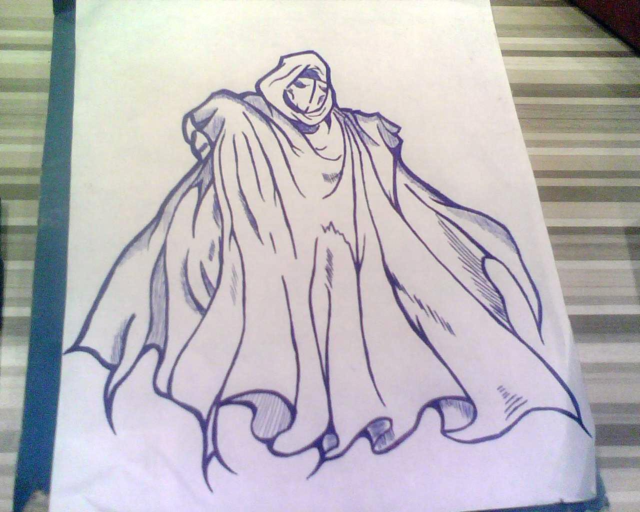 The Unionizer Preliminary Sketch